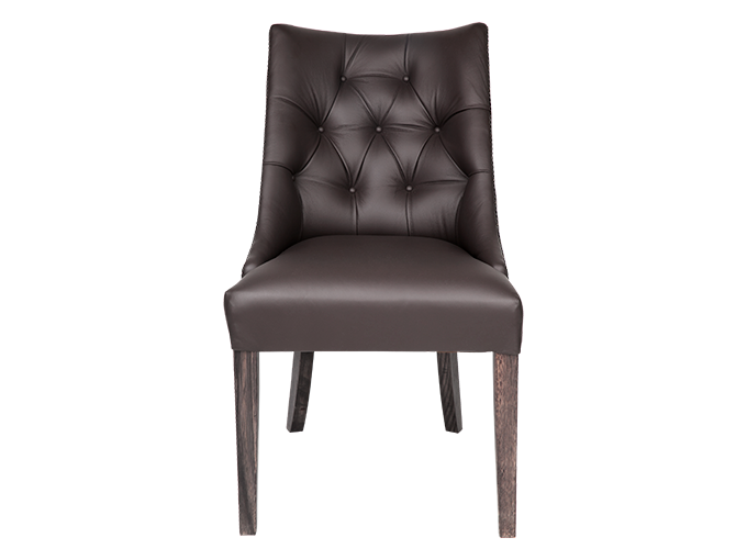 Enjoyable Chloe Hi Back Dining Chair Fixed Cover With Diamond Caraccident5 Cool Chair Designs And Ideas Caraccident5Info